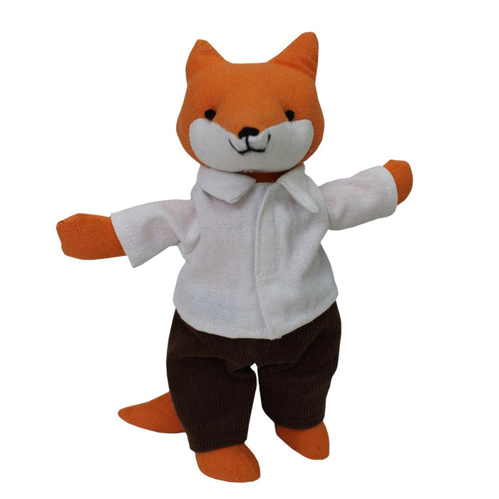 Mr Fox Soft Toy