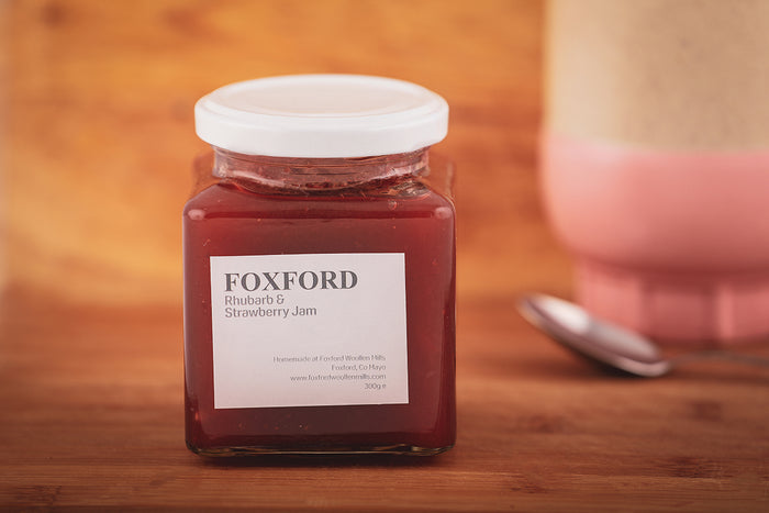 Foxford Rhubarb & Strawberry Jam