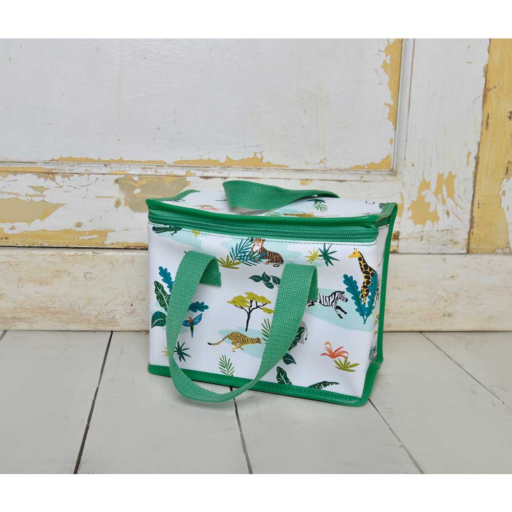 Safari - Print Lunch Bag