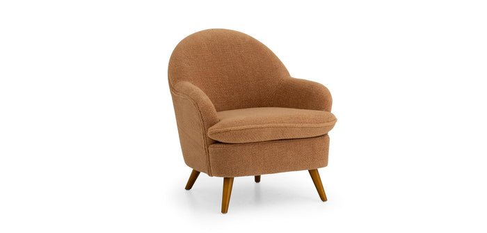 Haldane Brown Teddy Chair