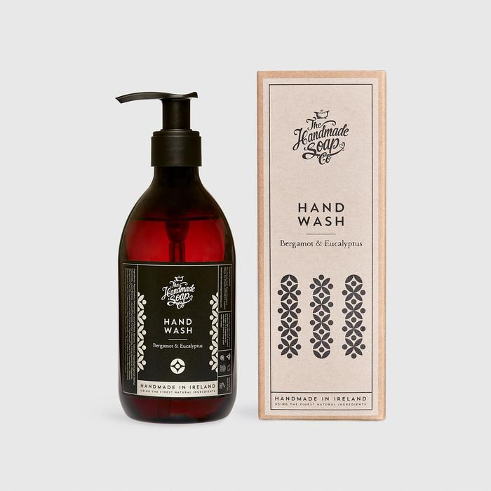 Hand Wash - Art Deco - Bergamot and Eucalyptus