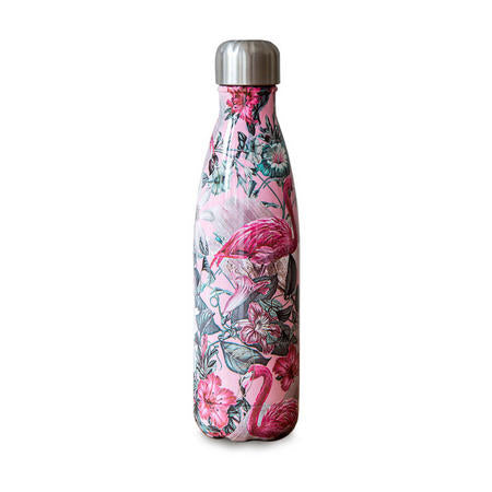 Chilly's Water Bottle Tropical Flamingo - 500ml