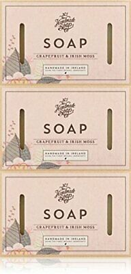 3 Pack Grapefruit Soap Bar