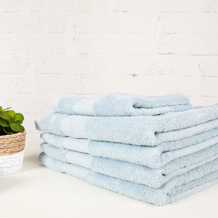 Blue Everyday Towels