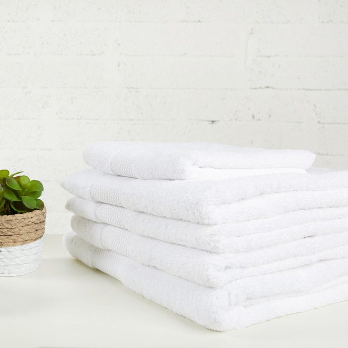 White Everyday Towels