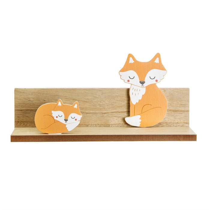 Woodland Friends Fox Shelf