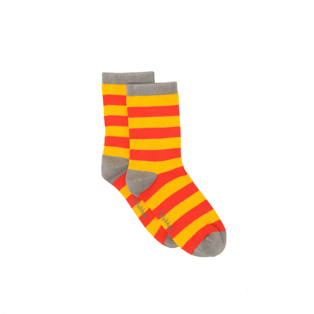 Bamboo Wizard Stripe Seam-Free Socks