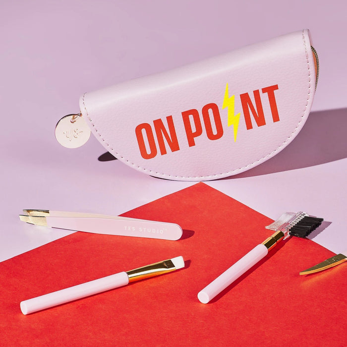 Yes Studio 'On Point' Eyebrow Kit