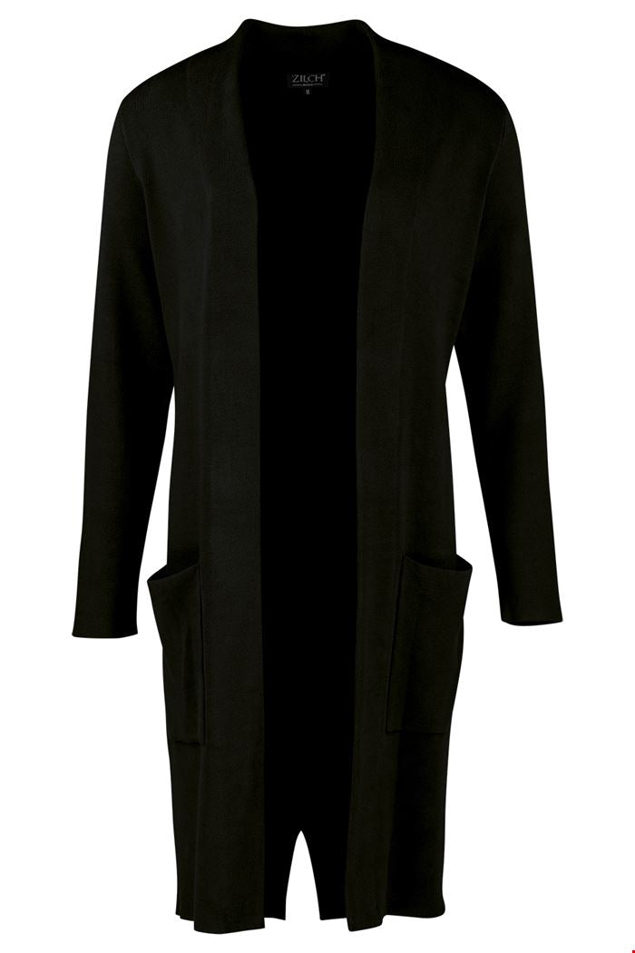 Zilch Black Cardigan