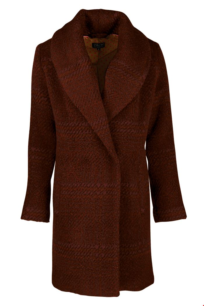 Zilch Wood Coat