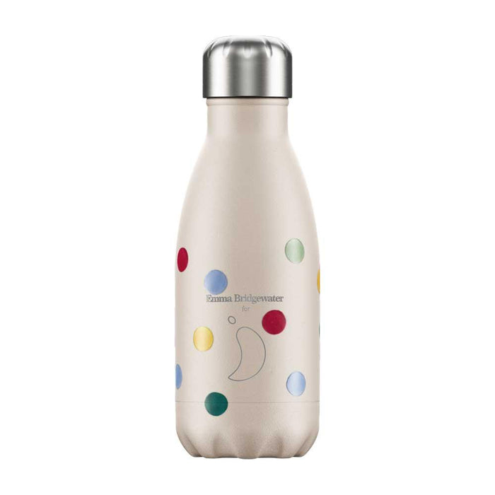 Chilly's Water Bottle Polkadot - 260ml