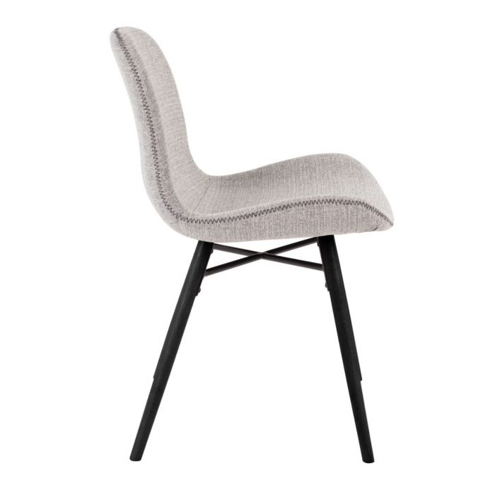 Chair Lester Light Grey - SALE