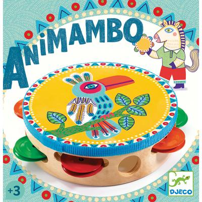 Animambo - Children's Tambourine