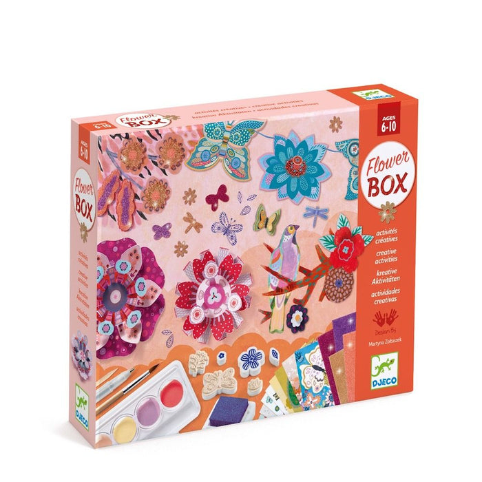The Flower Garden - Activity Kit