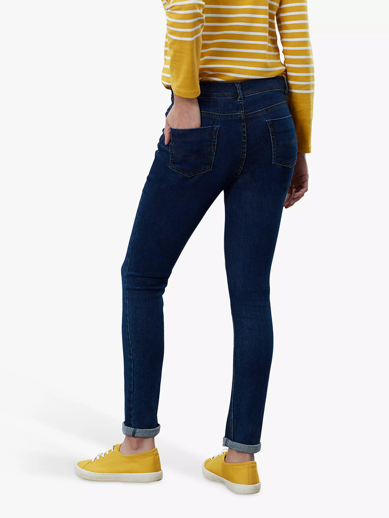 Joules Monroe High Rise Skinny Jeans - Indigo