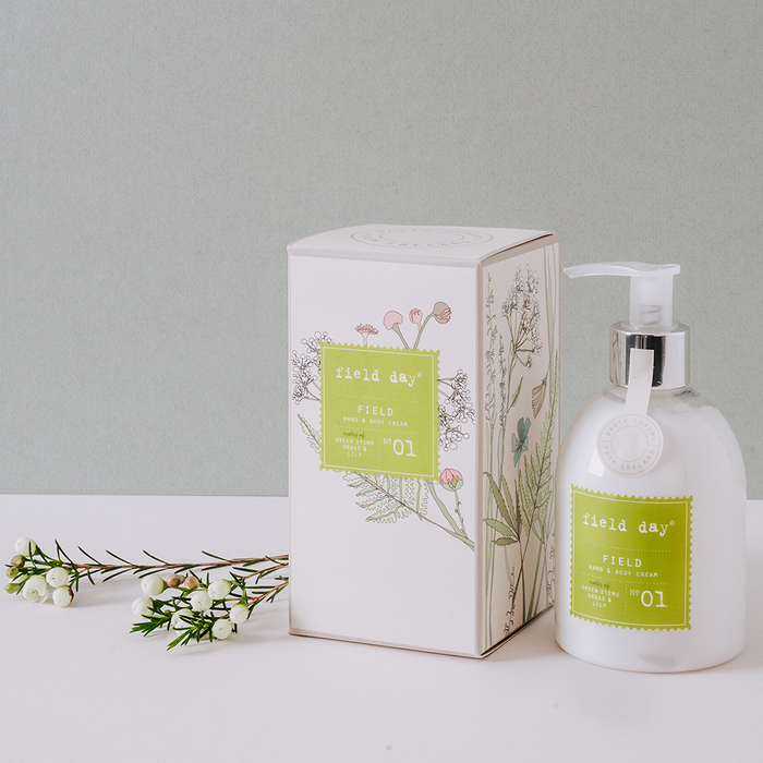 Field Hand and Body Cream