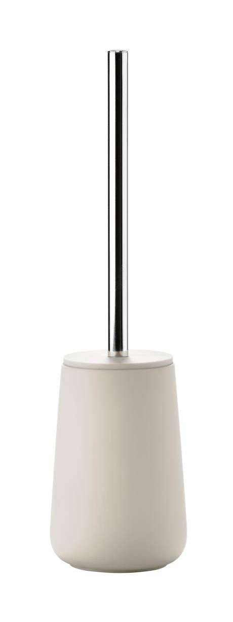 Cream Moulded Toilet Brush