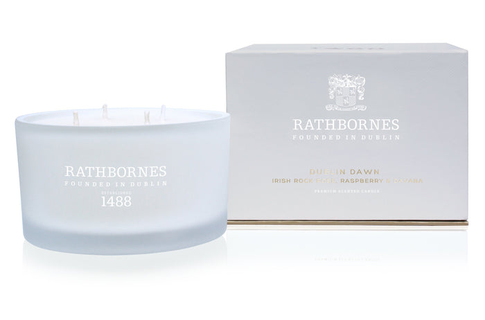 Rathbornes Dublin Down - Luxury Candle