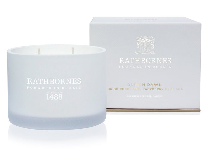 Rathbornes Dublin Down - Classic Candle