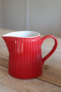 GreenGate Creamer Alice - Red