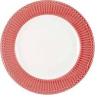 GreenGate Deep Plate Alice - Coral