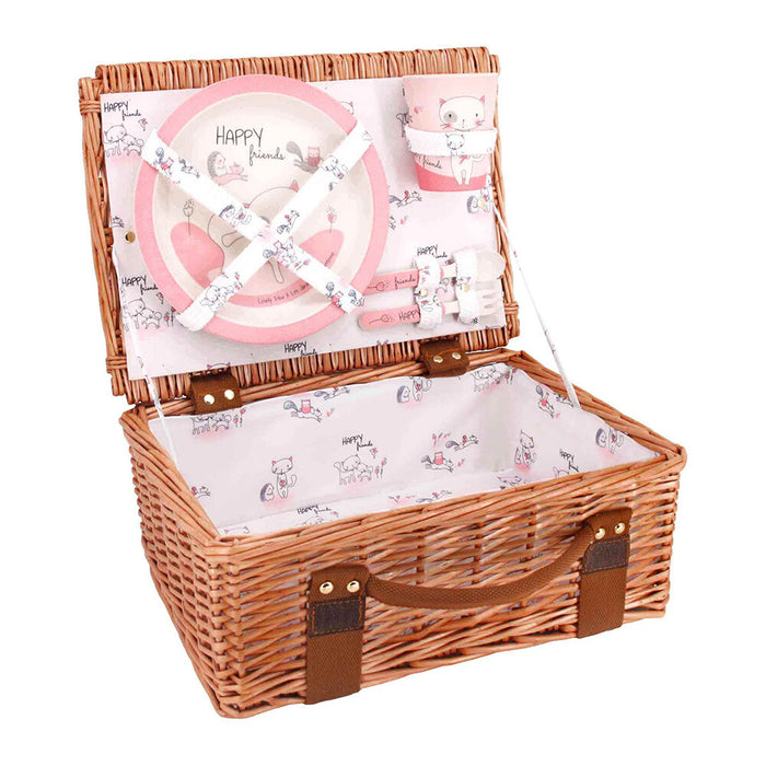 Lily Le Chat - Kids Picnic Basket