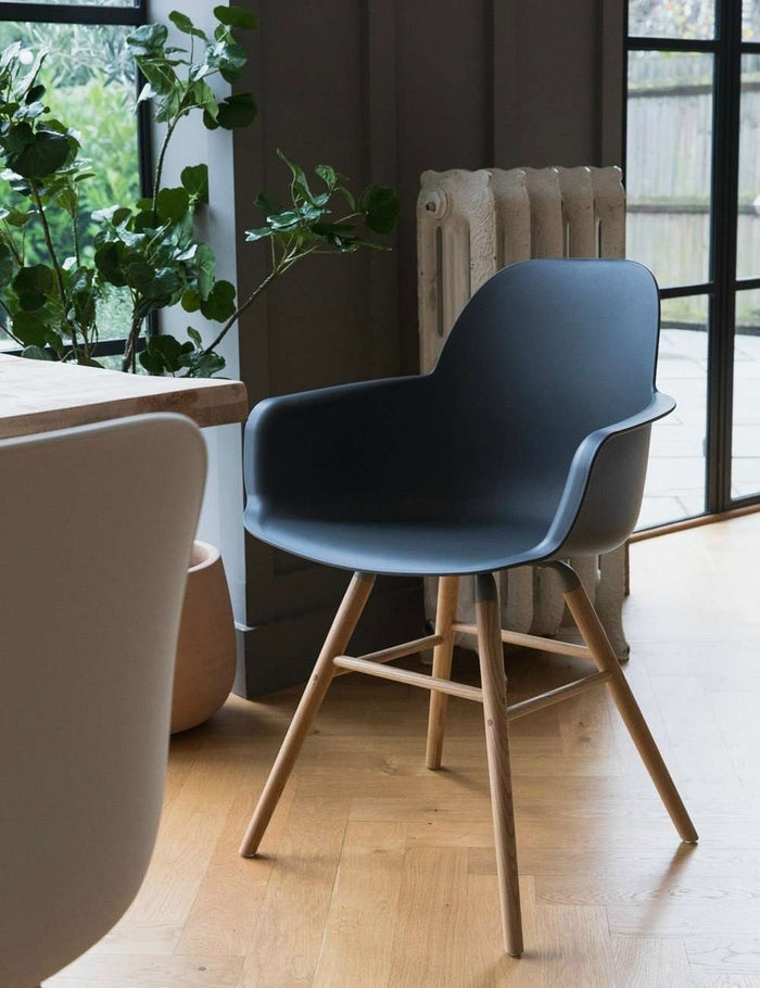 Dark Grey Albert Kuip Armchair