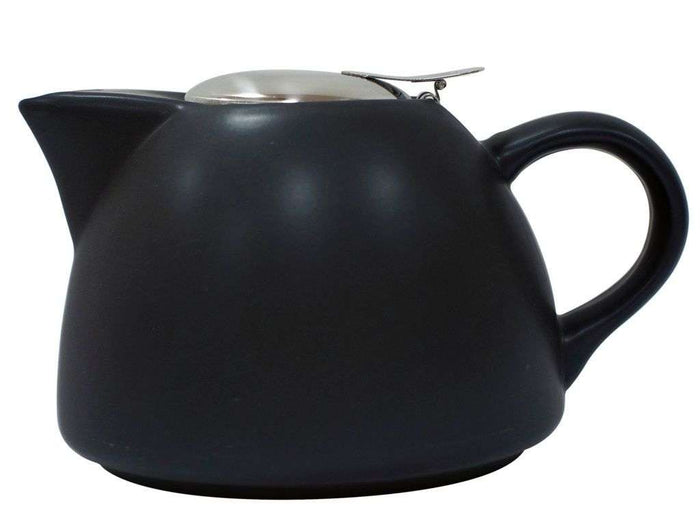 Black Barcelona Tea Pot 900ml