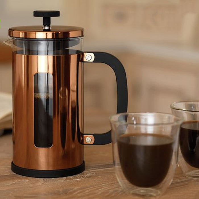 Pisa Copper Cafetiere