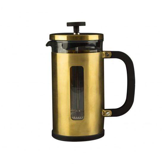 8 cup Pisa Gold Cafetiere