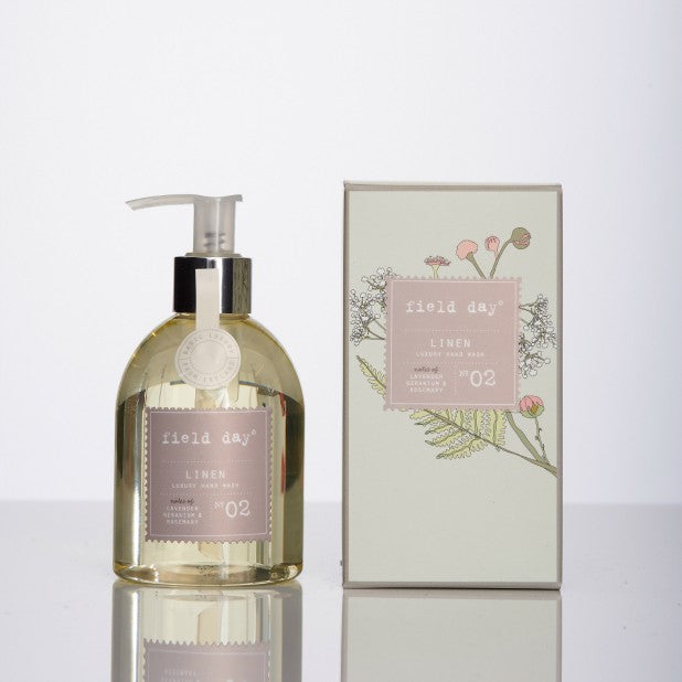 Linen Luxury Hand Wash