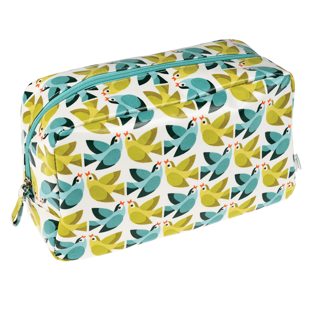 Love Birds Washbag