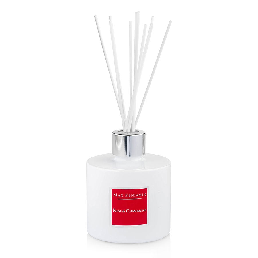 Rose and Champagne Max Benjamin Diffuser