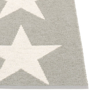Viggo Small One Indoor/Outdoor Carpet - Mud & Vanilla