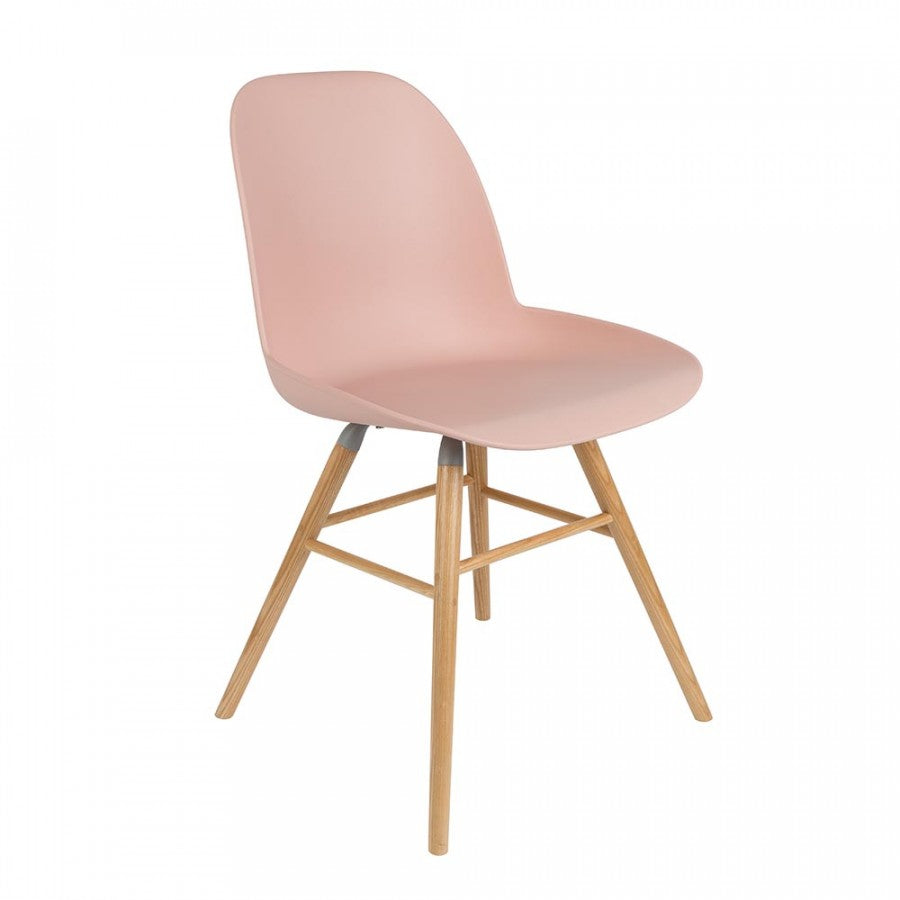 Albert Kuip Chair - Old Pink