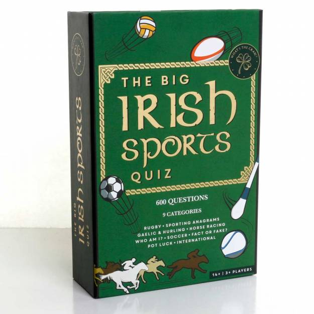 The Big Irish Sports Quiz