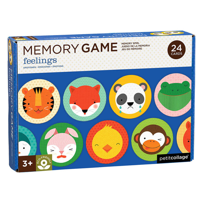 Feelings Memory Game