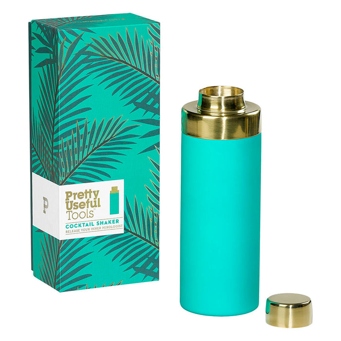 Tropical Topaz Cocktail Shaker