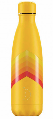 Chilly's Water Bottle Retro Edition - Zigzag 500ml