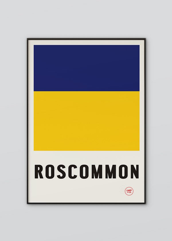 Roscommon Flag