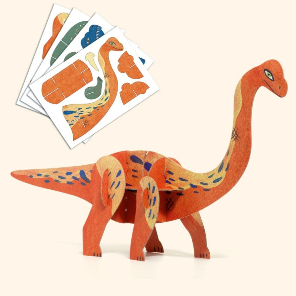 The World of Dinosaurs - Activity Kit
