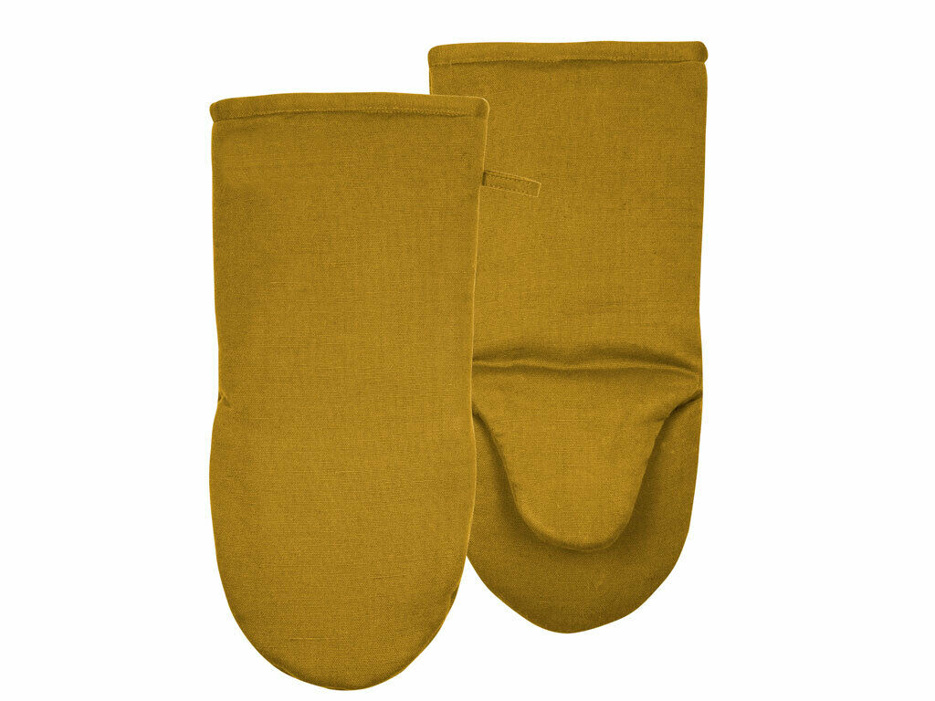 Oven Mitt - Soft Golden
