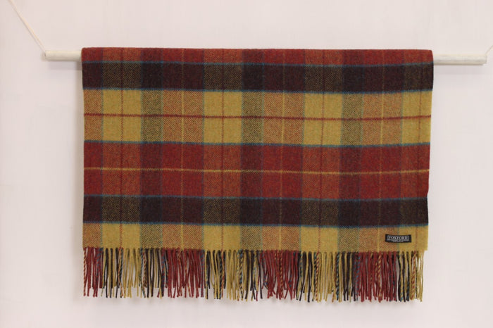 Moy Heritage Tartan Foxford Throw