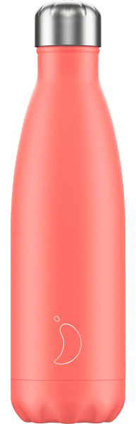 Chilly's Pastel Coral Bottle - 750ml