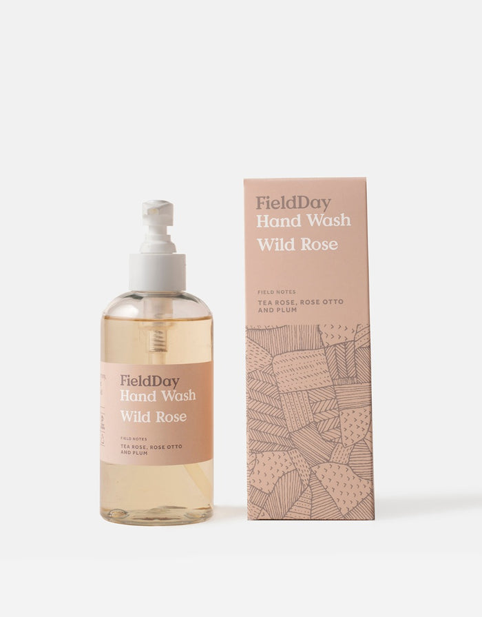 Field Day Wild Rose Hand Wash