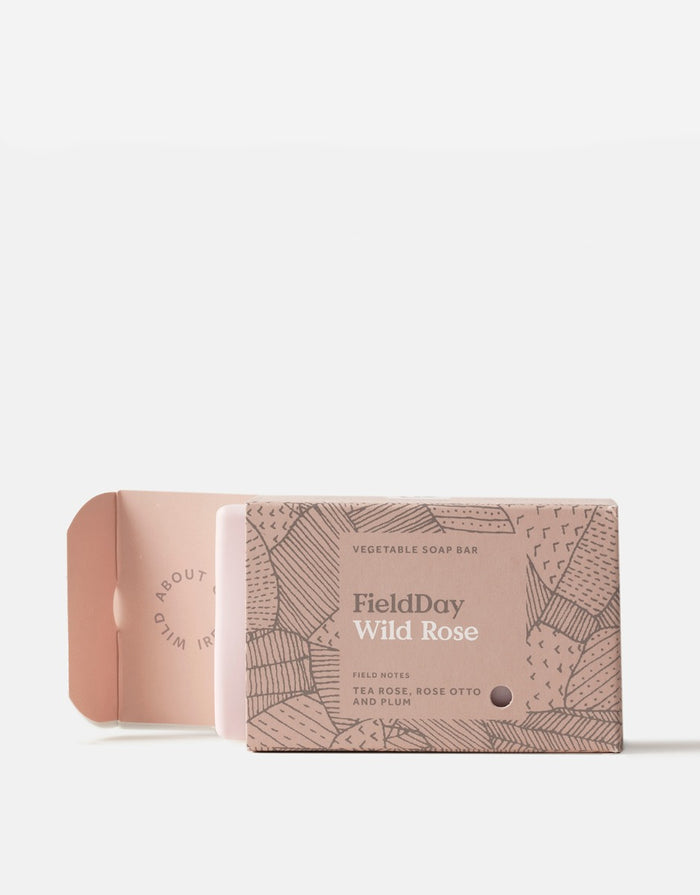 Field Day Wild Rose Soap
