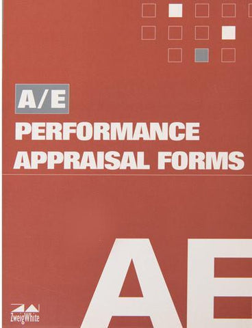 A/E Performance Appraisal Forms
