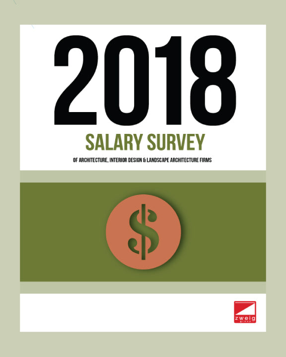2018 Salary Survey Of Architecture Interior Design Landscape Archit Zweig Group Store