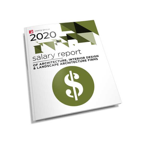 2020 Salary Survey Report of Architecture, Interior Design & Landscape Architecture Firms