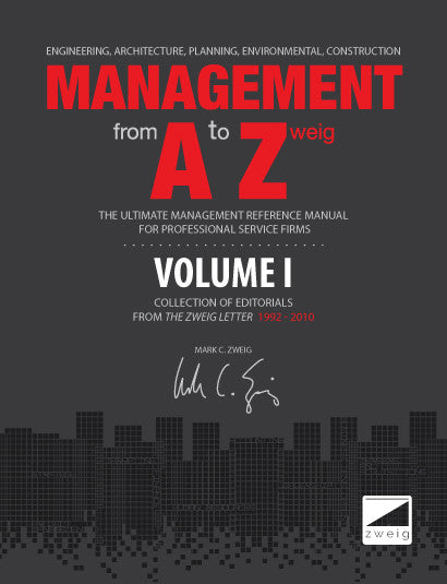 Management From A to Zweig, Volume 1
